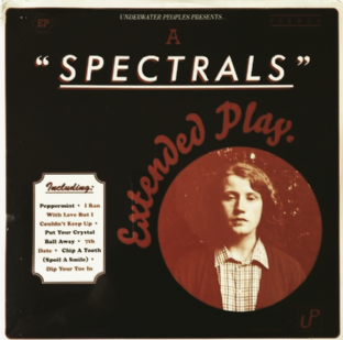 "Spectrals - A ""Spectrals"" Extended Play (12"") (M/M) (Sld)"
